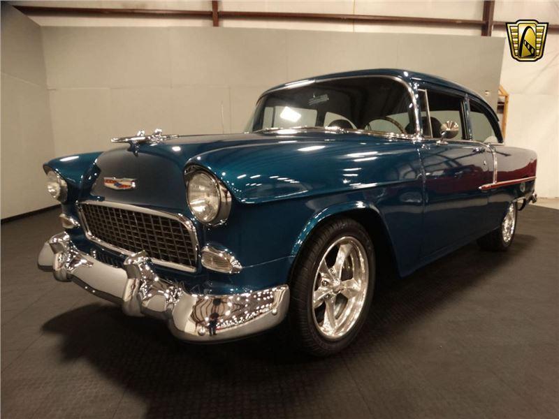 1955 Chevrolet Bel Air For Sale On Gocars