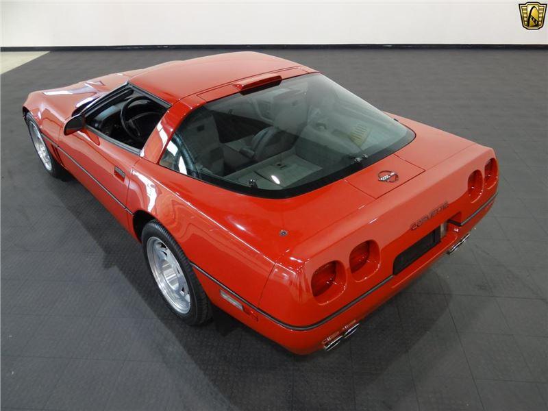 1990 Chevrolet Corvette for sale in for sale on GoCars