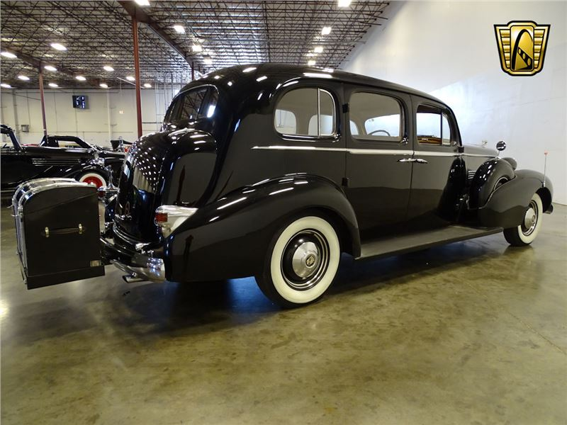 1937 Cadillac Limousine for sale in for sale on GoCars