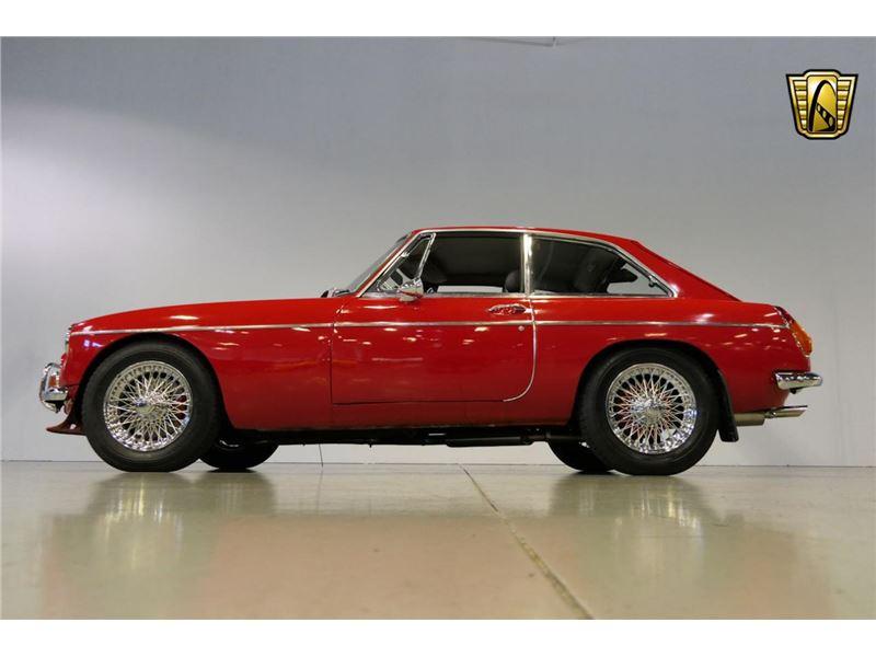 1969 MG MGC for sale on GoCars
