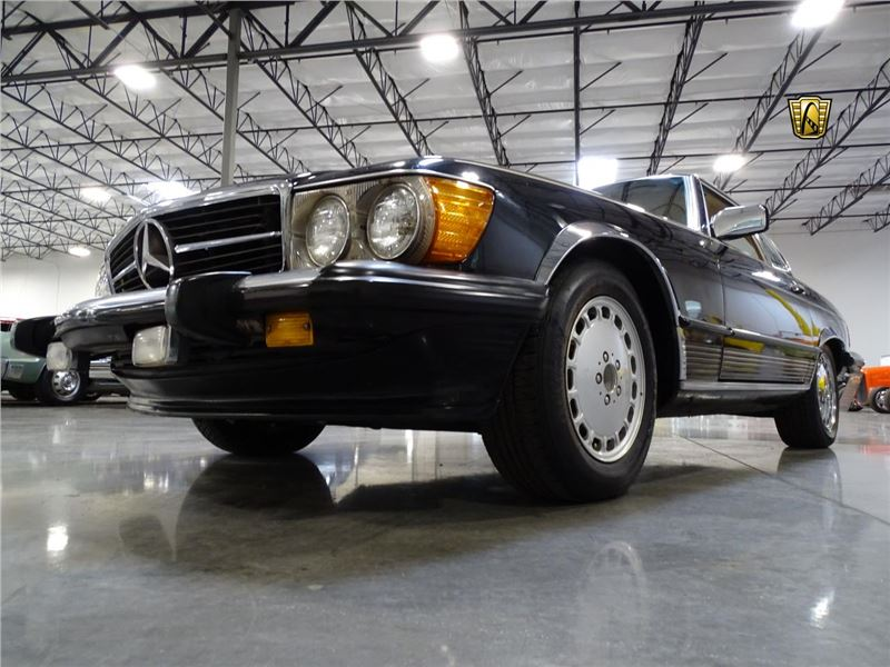 1987 Mercedes-Benz 560SL for sale in for sale on GoCars