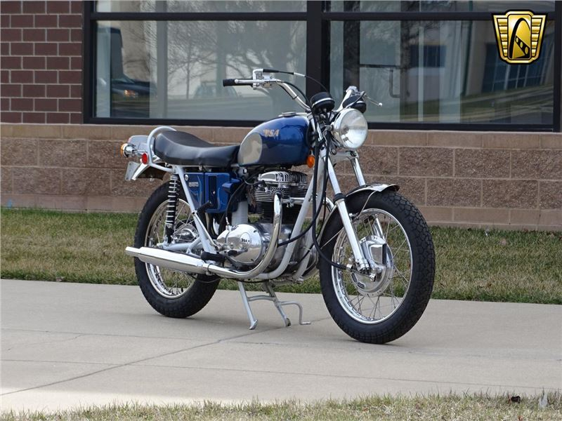 1971 BSA Thunderbolt for sale in for sale on GoCars