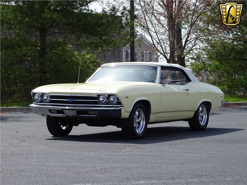 1969 Chevrolet Chevelle for sale in for sale on GoCars