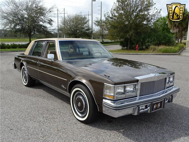 1976 Cadillac Seville For Sale Gc 32649 Gocars