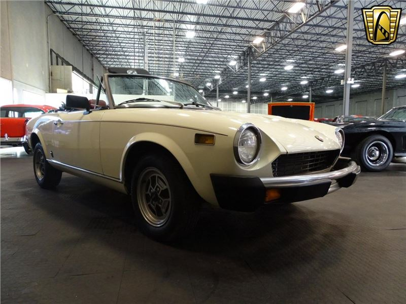1978 Fiat 124 for sale in for sale on GoCars