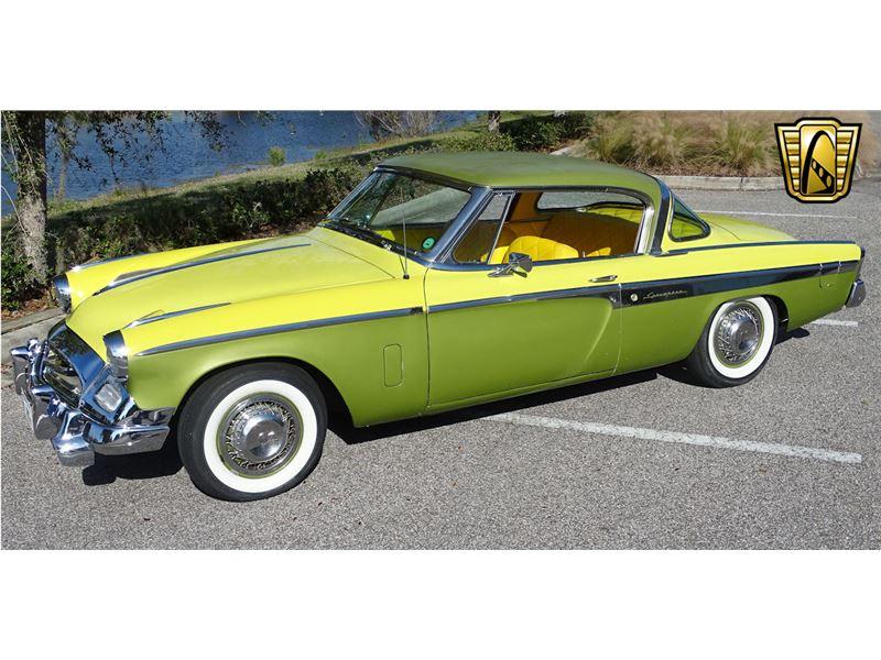 1955 Studebaker Speedster for sale on GoCars