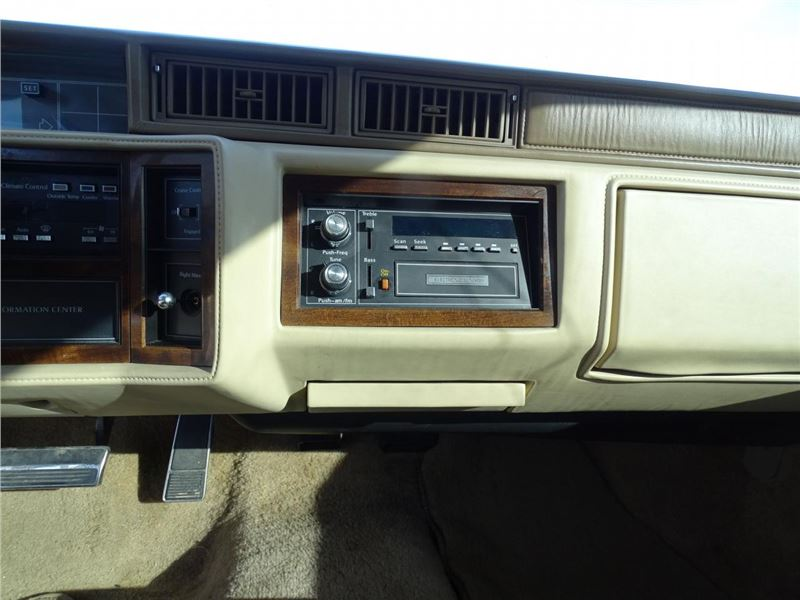 1987 Cadillac DeVille for sale in for sale on GoCars