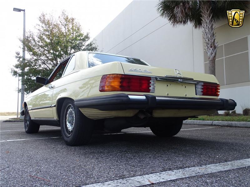 1979 Mercedes-Benz 450SL for sale in for sale on GoCars