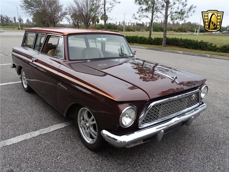 1961 Rambler Wagon for sale in for sale on GoCars
