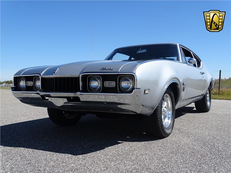 1968 Oldsmobile Cutlass for sale in for sale on GoCars