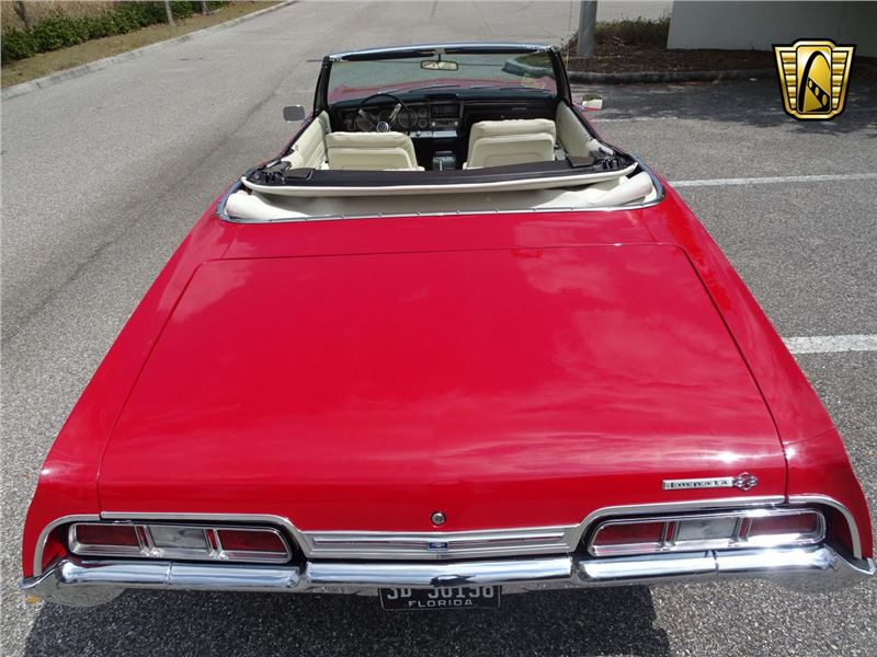 1967 Chevrolet Impala for sale in for sale on GoCars