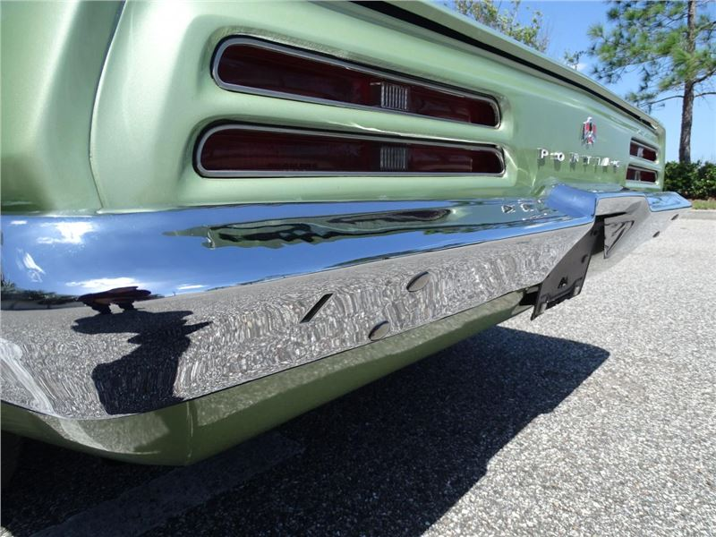 1969 Pontiac Firebird for sale in for sale on GoCars