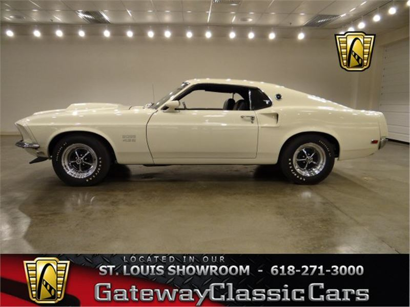 1969 Ford Mustang for sale in O'Fallon, Illinois 62269