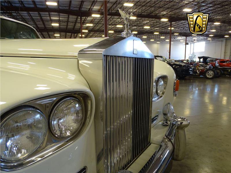 1965 Rolls-Royce Silver Cloud for sale in for sale on GoCars