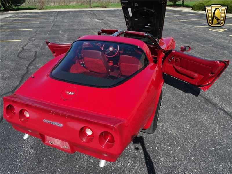 1982 Chevrolet Corvette for sale in for sale on GoCars