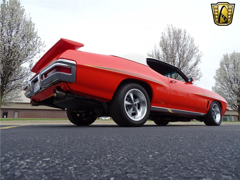 1972 Pontiac GTO for sale in for sale on GoCars