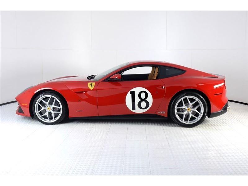 2017 Ferrari F12berlinetta 70TH Anniversary for sale in for sale on GoCars