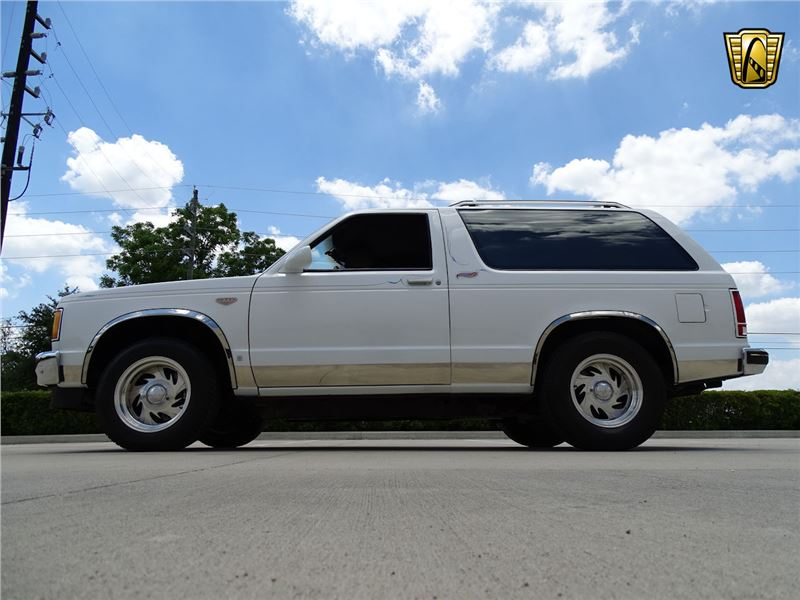 1988 Chevrolet Blazer for sale in for sale on GoCars
