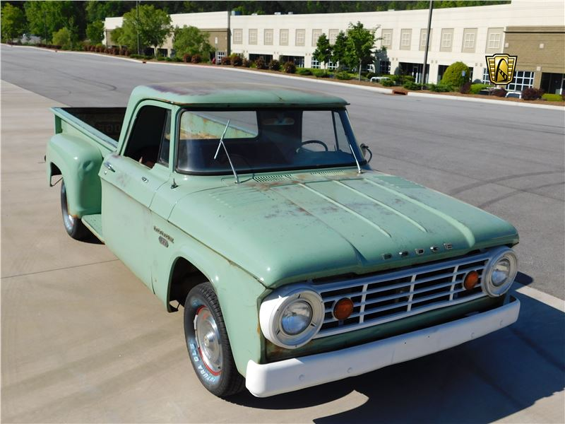 1966 Dodge D100 for sale in for sale on GoCars