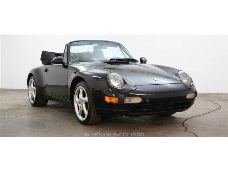 1997 Porsche 993 for sale on GoCars