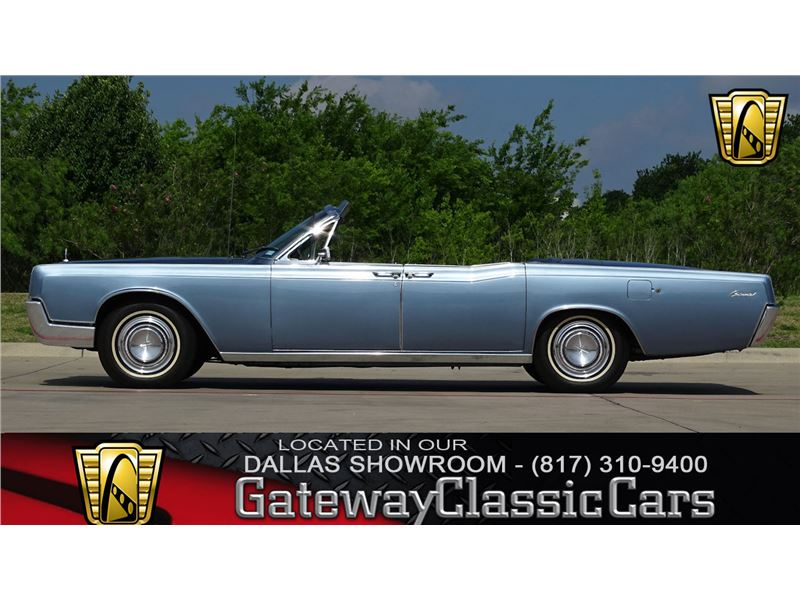 1967 Lincoln Continental For Sale | GC-33567 | GoCars