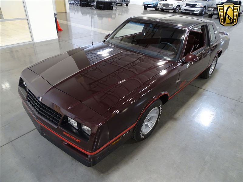 1987 Chevrolet Monte Carlo SS for sale on GoCars