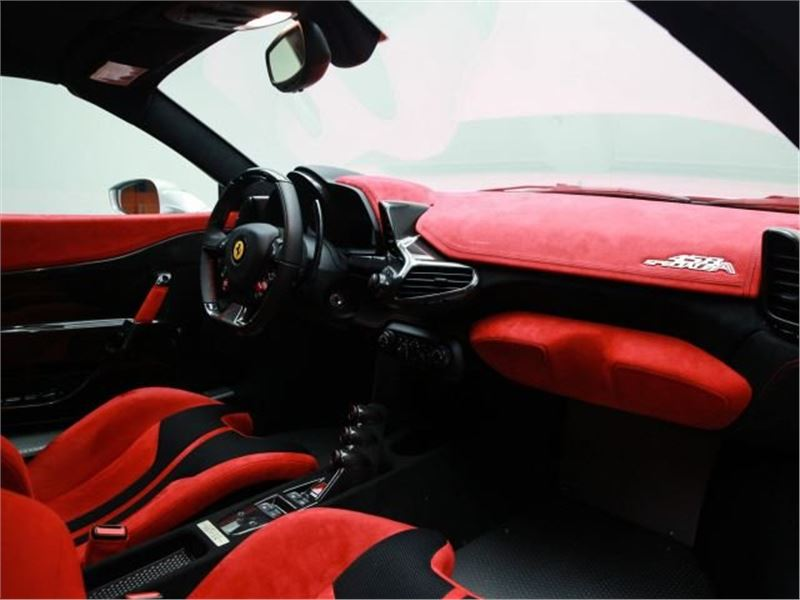 2015 Ferrari 458 Speciale A for sale in for sale on GoCars