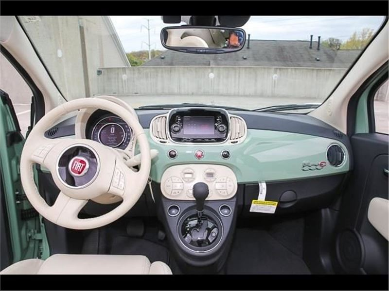 2017 Fiat 500c for sale in for sale on GoCars