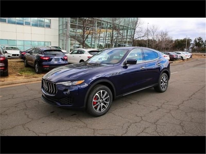 2018 Maserati Levante for sale in for sale on GoCars