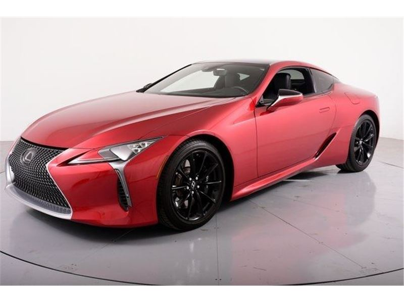 2018 Lexus LC for sale in for sale on GoCars