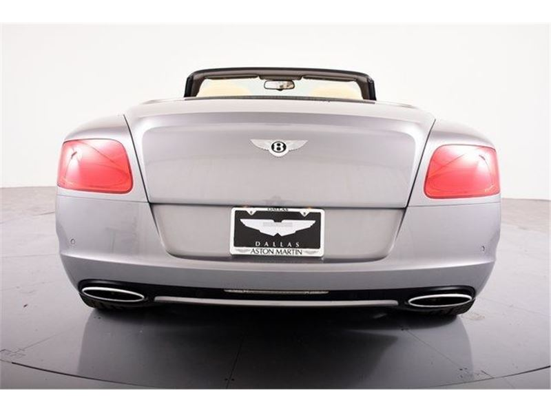 2012 Bentley Continental GTC for sale in for sale on GoCars
