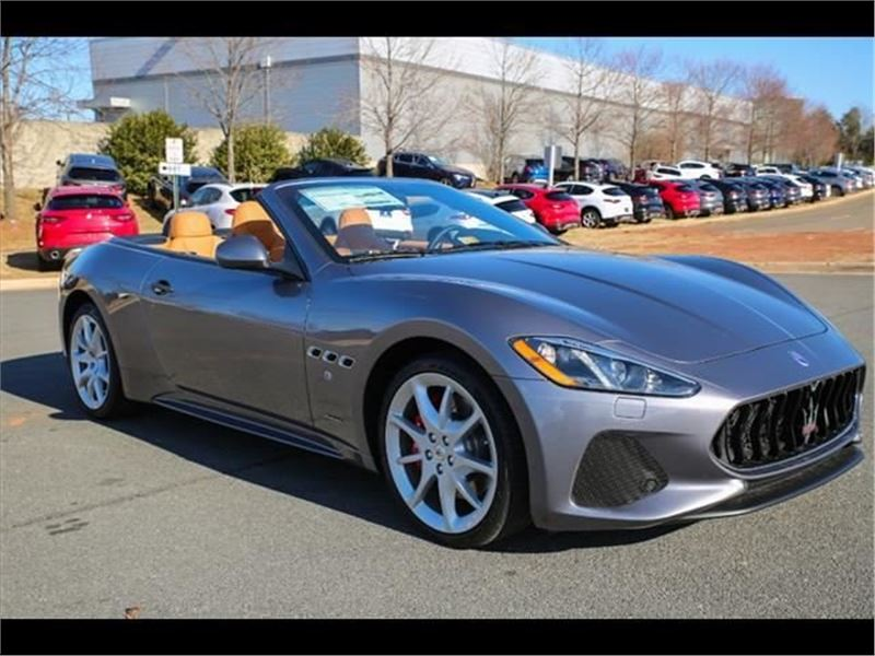 2018 Maserati GranTurismo for sale in for sale on GoCars
