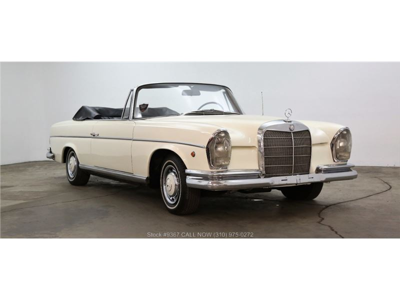 1964 Mercedes-Benz 300SE for sale in Los Angeles, California 90063