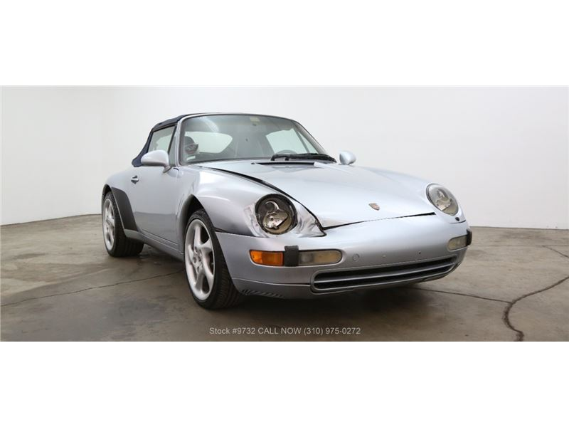 1996 Porsche 993 for sale in for sale on GoCars