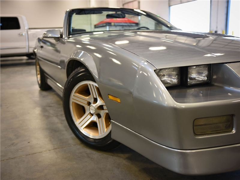 1989 Chevrolet Camaro for sale in for sale on GoCars
