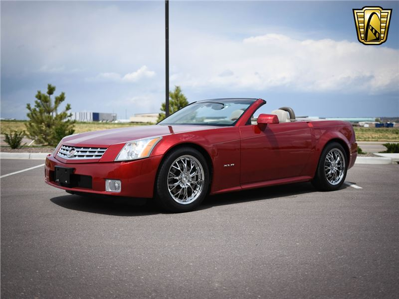 2005 Cadillac Xlr For Sale Gc 33766 Gocars