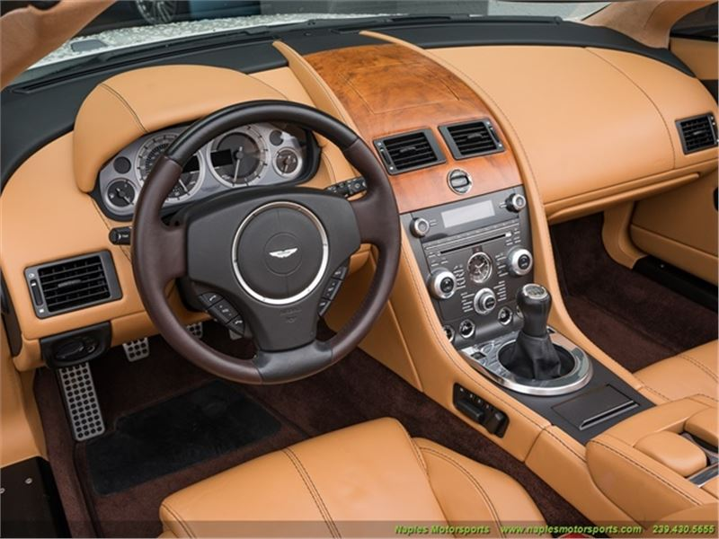 2013 Aston Martin Vantage Roadster for sale in for sale on GoCars