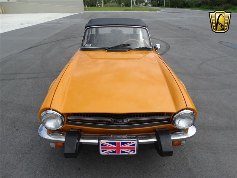 1975 Triumph TR6 for sale in for sale on GoCars