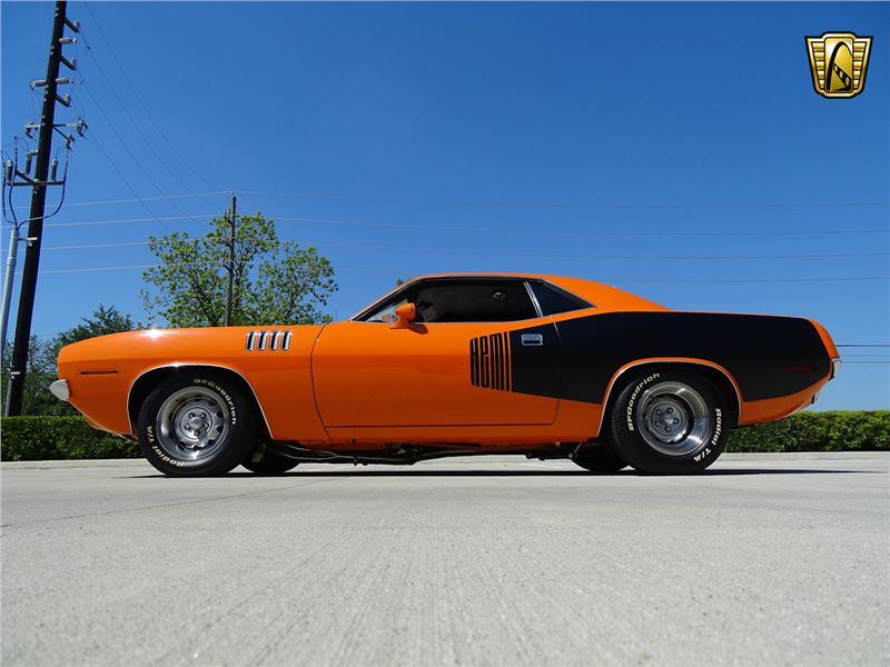 1971 Plymouth Barracuda For Sale | GC-33783 | GoCars