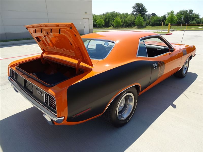 1971 Plymouth Barracuda for sale in for sale on GoCars