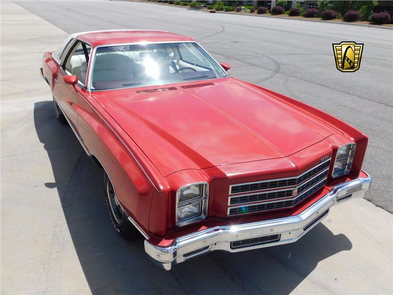 1976 Chevrolet Monte Carlo for sale in for sale on GoCars