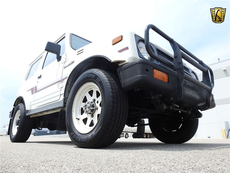 1986 Suzuki Samurai for sale in for sale on GoCars