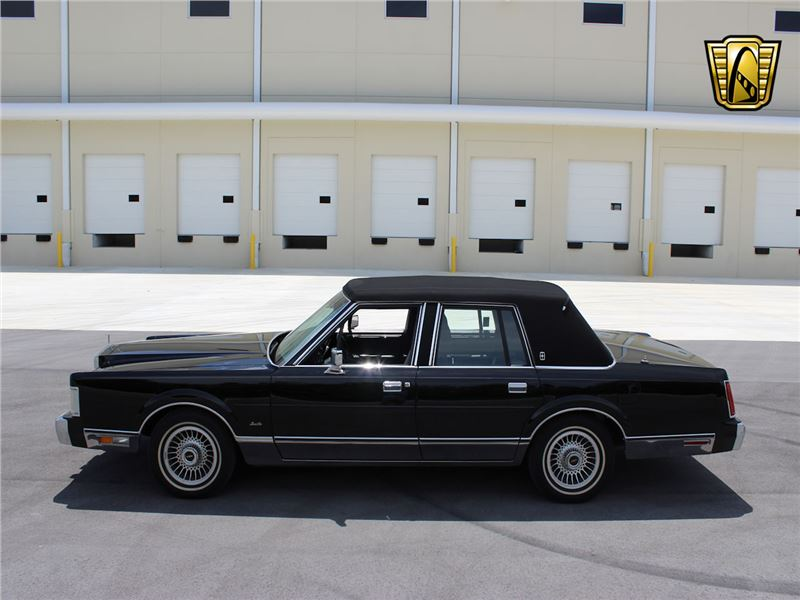 1988 Lincoln Town Car For Sale Gc 33862 Gocars