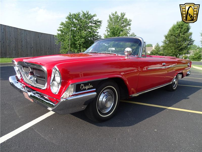 1962 Chrysler 300 for sale in for sale on GoCars