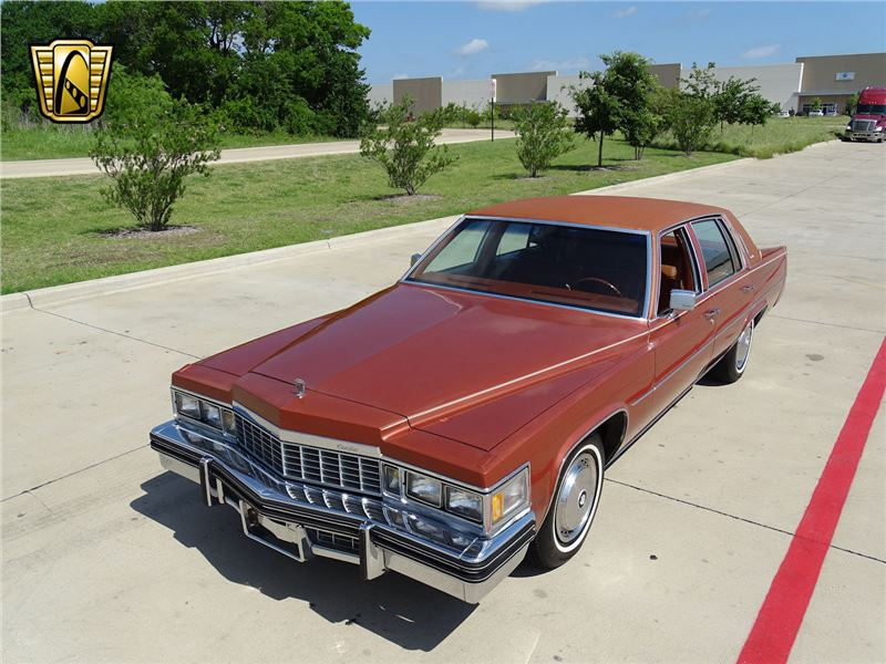 1977 Cadillac Sedan for sale in for sale on GoCars
