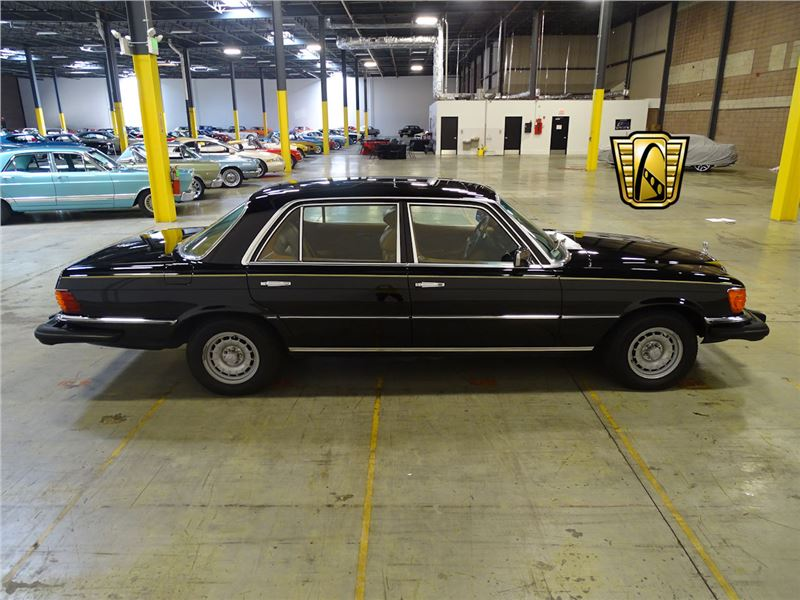 1977 Mercedes-Benz 450SEL for sale in for sale on GoCars