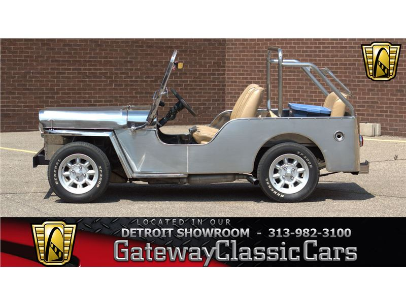 1941 Willys Jeep for sale on GoCars