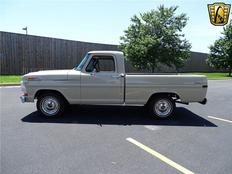 1971 Ford Pickup for sale in for sale on GoCars