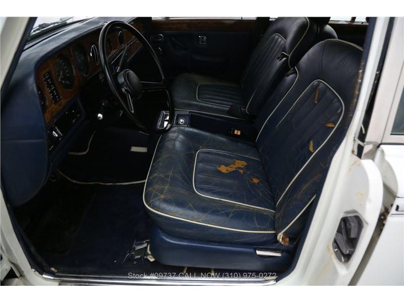 1977 Rolls-Royce Silver Shadow II for sale in for sale on GoCars