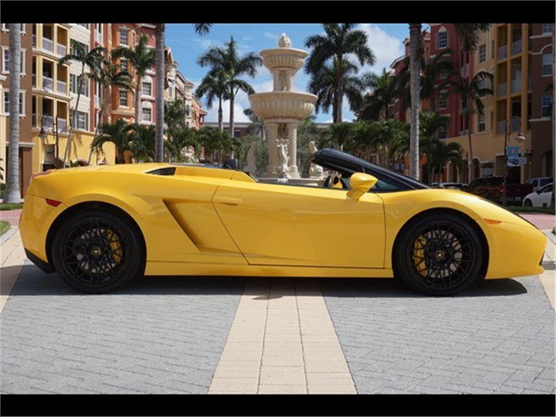 2007 Lamborghini Gallardo Spyder for sale in for sale on GoCars
